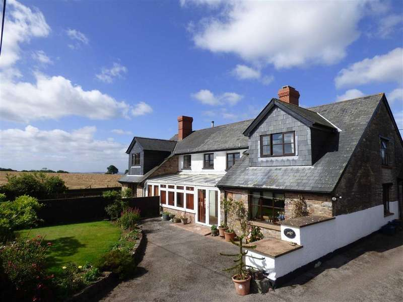 7 Bedrooms Detached House for sale in Near Staple Cross, Wellington, Somerset, TA21