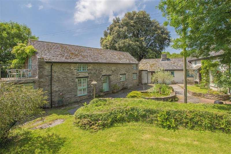7 Bedrooms Detached House for sale in North Huish, Devon, TQ10