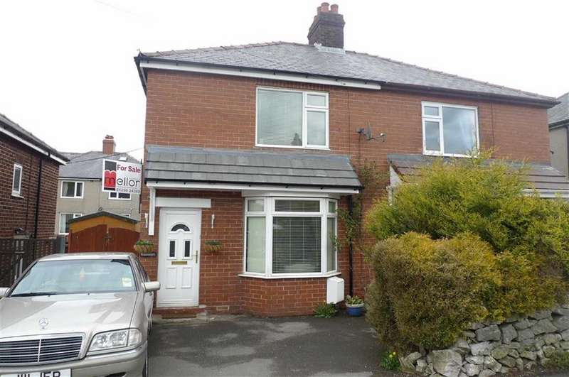 2 Bedrooms Semi Detached House for sale in Burlow Road, Buxton, Derbyshire