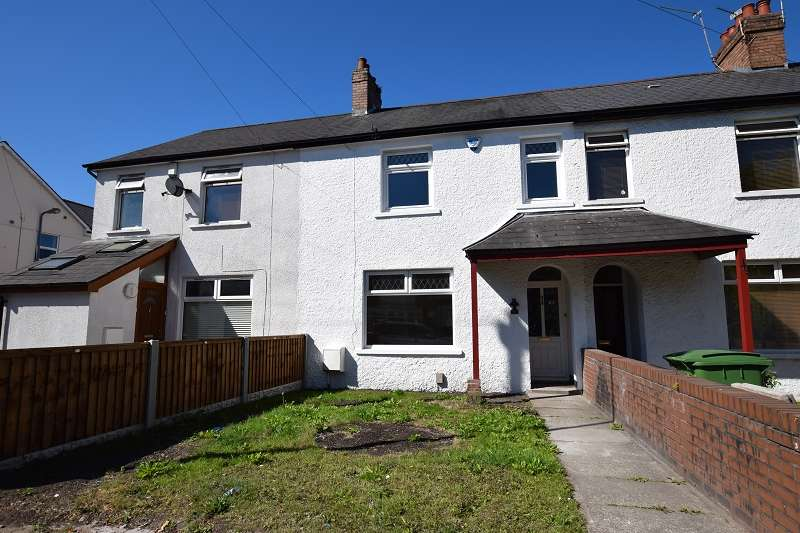 3 Bedrooms Terraced House for sale in Pantbach Road, Birchgrove, Cardiff. CF14 1TW