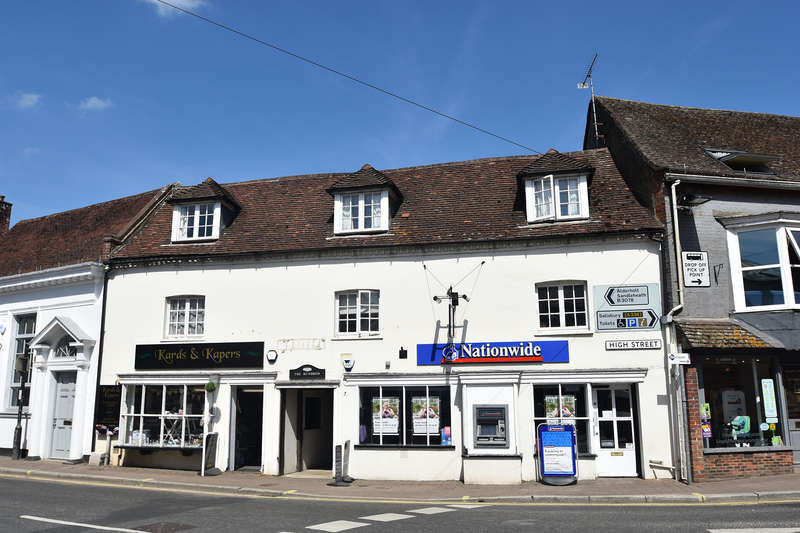 Commercial Development for sale in The Hundred, High Street, Fordingbridge, SP6 1AA