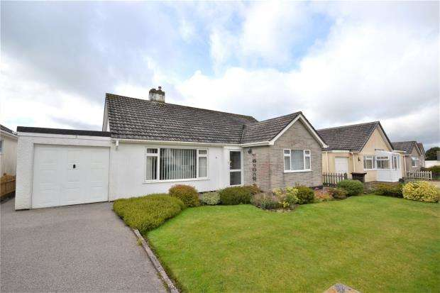 3 Bedrooms Detached Bungalow for sale in Westover Road, Callington, Cornwall