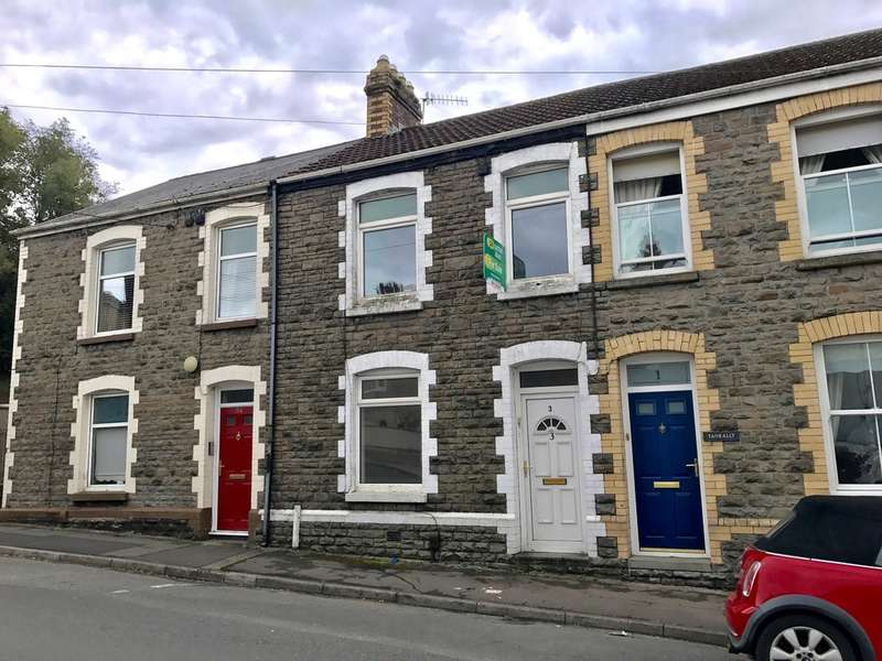 3 Bedrooms Terraced House for sale in Danygraig Road, Neath