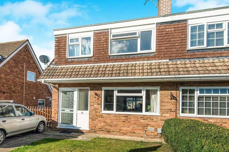 3 Bedrooms Semi Detached House for sale in Rainham Close, Maidstone, ME15