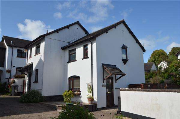 2 Bedrooms End Of Terrace House for sale in Summerhayes, Dawlish