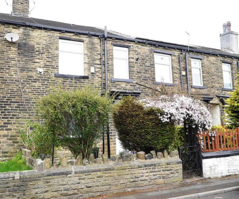 2 Bedrooms Terraced House for sale in Higher Intake Road, Undercliffe, Bradford, BD2 4SQ
