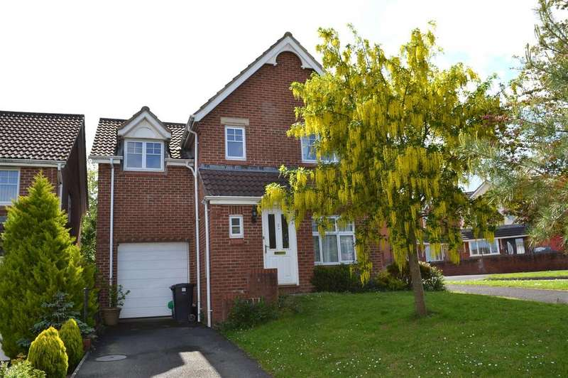 3 Bedrooms Detached House for sale in Coppice Gate, Barnstaple