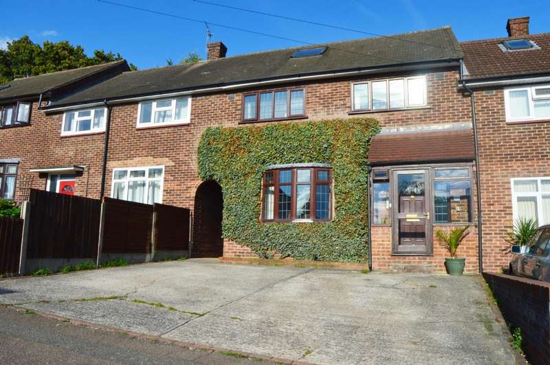 3 Bedrooms Terraced House for sale in Wigton Road, Romford
