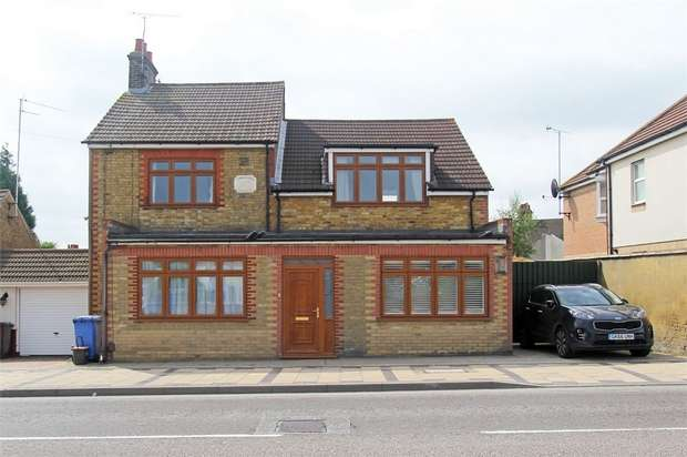 4 Bedrooms Detached House for sale in Staplehurst Road, Sittingbourne, Kent