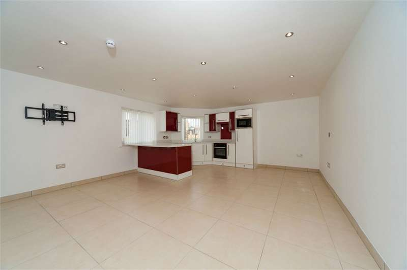 2 Bedrooms Flat for sale in Apartment 17, Broadway House, Broadway, Hornsea, East Riding of Yorkshire