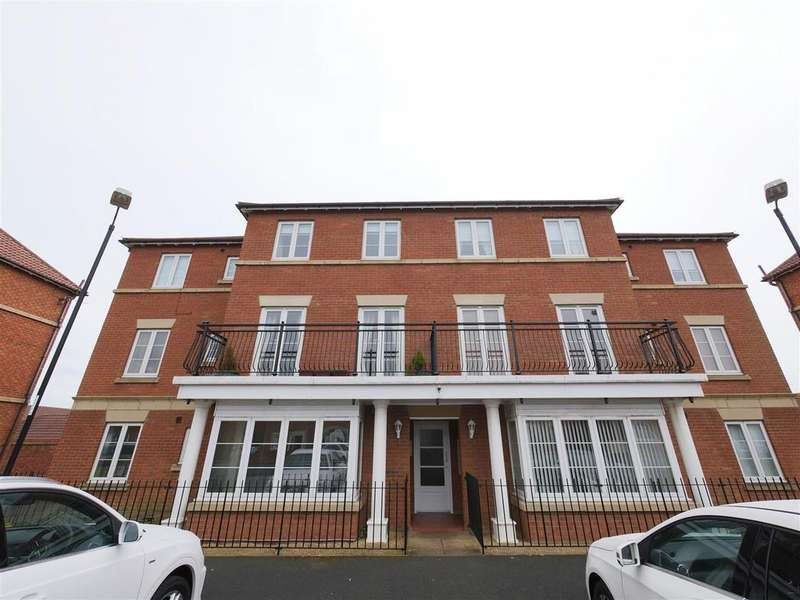 2 Bedrooms Apartment Flat for sale in Aylesford Mews, Sunderland