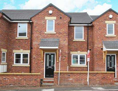 Town House for sale in Pottery Mews, Barker Lane, Chesterfield