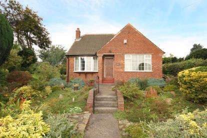 2 Bedrooms Bungalow for sale in Hurlingham Close, Sheffield, South Yorkshire