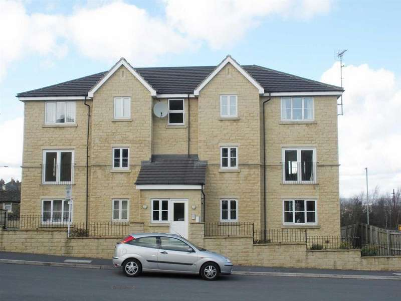 2 Bedrooms Flat for sale in Yateholm Drive, Clayton Heights, Bradford, BD6 3WU