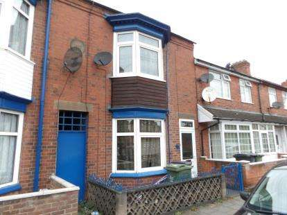 3 Bedrooms Terraced House for sale in Wharncliffe Road, Loughborough, Leicestershire