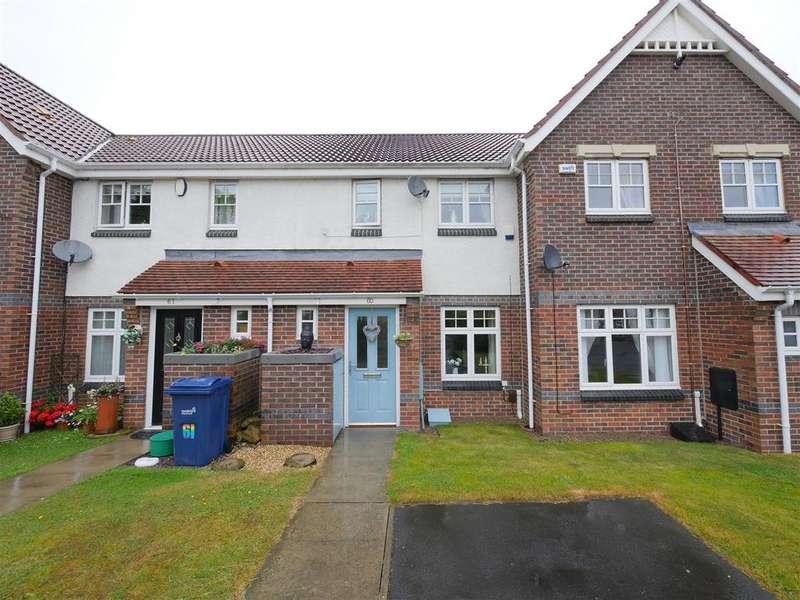 2 Bedrooms Terraced House for sale in Wearhead Drive, Eden Vale, Sunderland