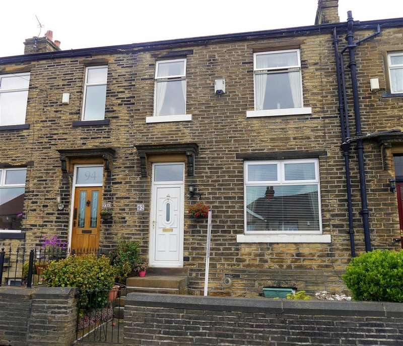 3 Bedrooms Terraced House for sale in Reevy Road, Wibsey, Bradford, BD6 3QF