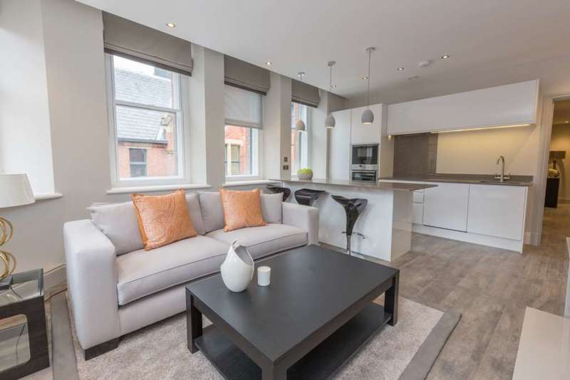 2 Bedrooms Apartment Flat for rent in King Street, Manchester