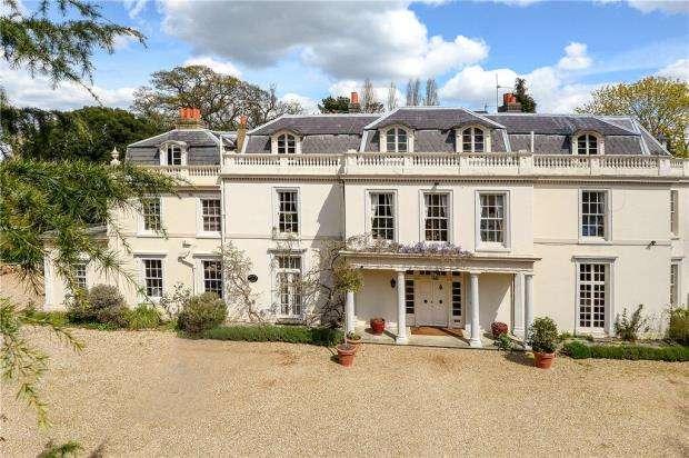 6 Bedrooms House for sale in Burfield Road, Old Windsor, Windsor