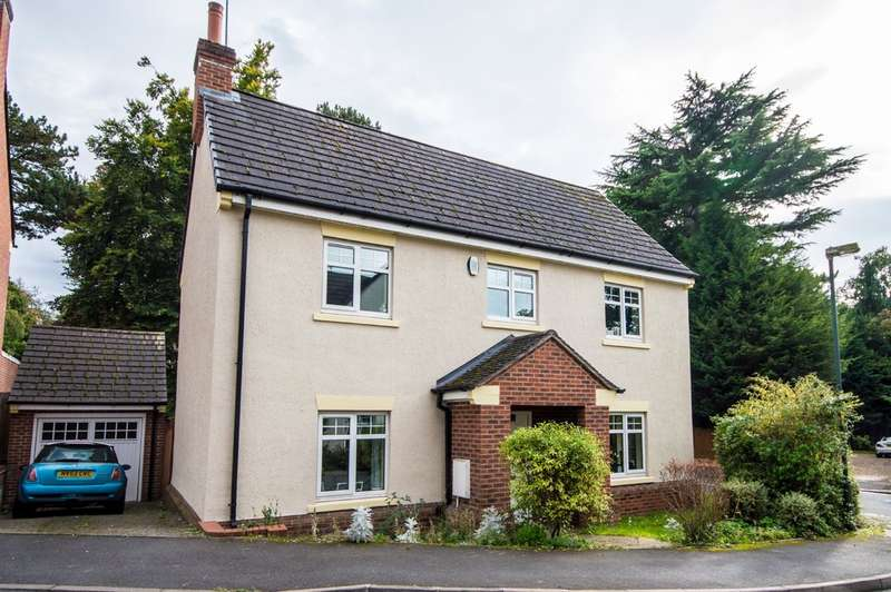 4 Bedrooms Detached House for sale in Bewdley Grange, Kidderminster, Worcestershire,