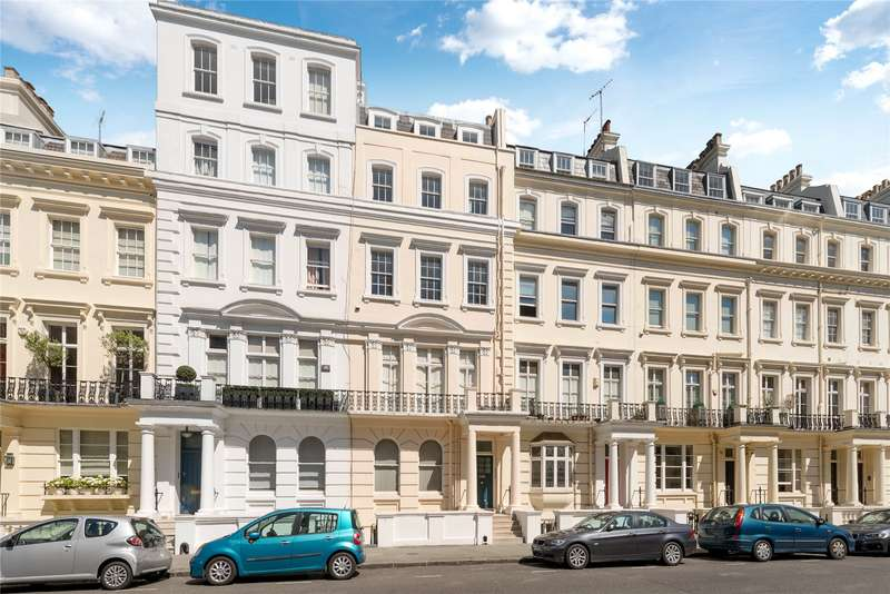 2 Bedrooms Flat for sale in Kensington Park Gardens, Notting Hill, London, W11