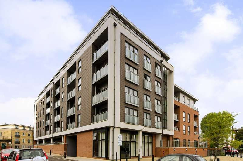 2 Bedrooms Flat for sale in Mostyn Grove, Bow, E3