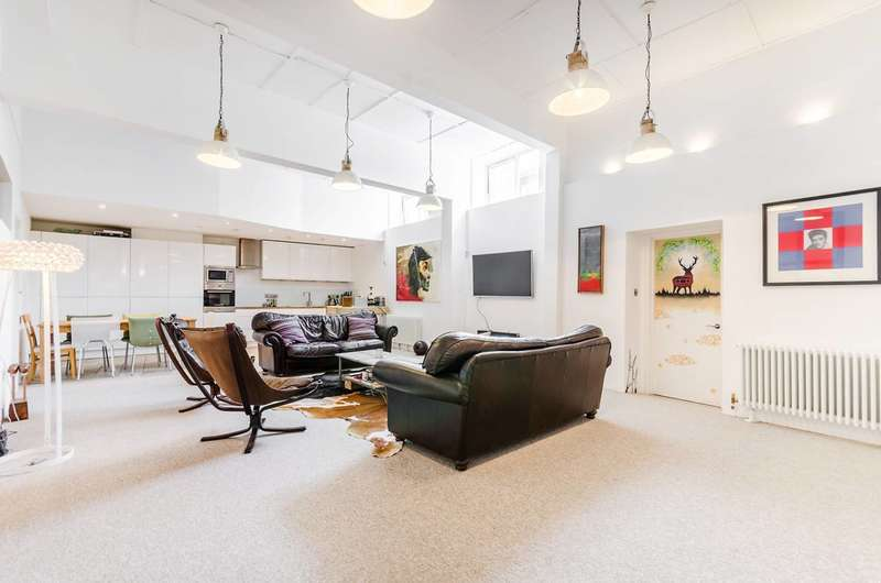 1 Bedroom Flat for sale in Querrin Street, Sands End, SW6
