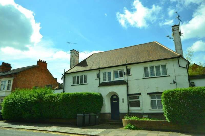 1 Bedroom Studio Flat for sale in St. Leonards Road, Leicester