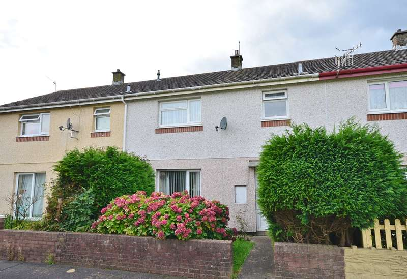 3 Bedrooms Terraced House for sale in Coed Main, Caerphilly, CF83