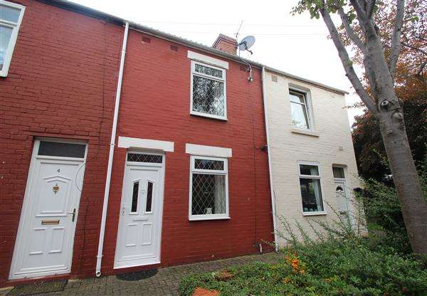 3 Bedrooms Terraced House for sale in Powell Street, South Kirkby