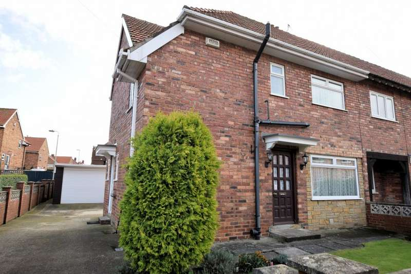 3 Bedrooms Semi Detached House for sale in Fieldside, Northside, Scarborough, North Yorkshire YO12 6BE