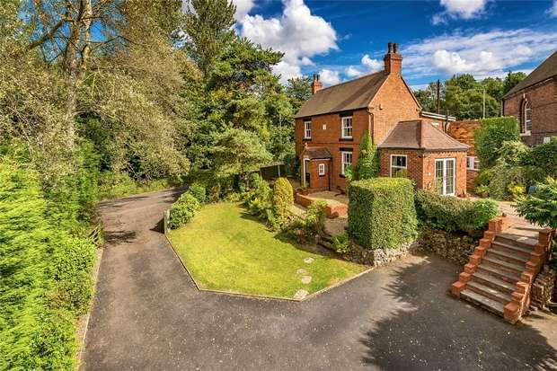 3 Bedrooms Detached House for sale in Hill Crest, The Rock, Telford, Shropshire