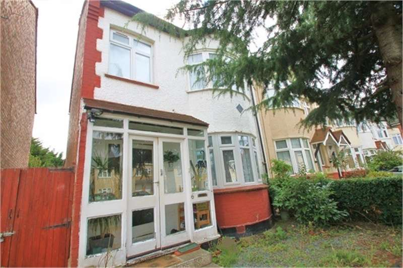 3 Bedrooms End Of Terrace House for sale in Highfield Road, N21