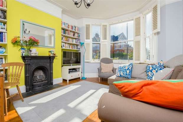 2 Bedrooms Flat for sale in Ancona Road, Kensal Green, London