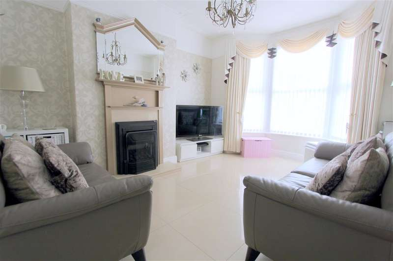 3 Bedrooms Terraced House for sale in Etruscan Road, Old Swan, Liverpool