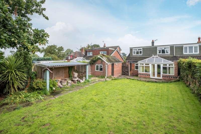 3 Bedrooms House for sale in 3 bedroom Dormer Bungalow Semi Detached in Poole