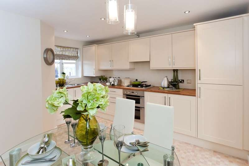 3 Bedrooms Semi Detached House for sale in The Ashby, Nelson Vue Rushenden Road, Queenborough, ME11