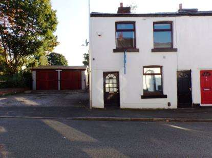 2 Bedrooms Semi Detached House for sale in Pine Street, Woodley, Cheshire