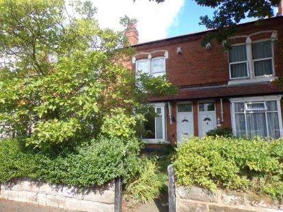 3 Bedrooms Terraced House for sale in Station Road, Kings Norton, Birmingham, West Midlands