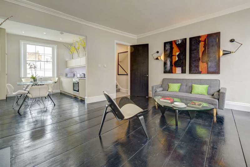 2 Bedrooms Apartment Flat for sale in Penzance Place, Holland Park