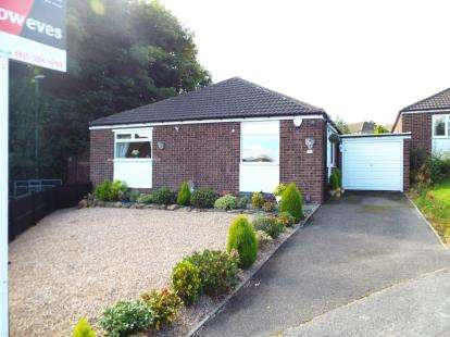 2 Bedrooms Bungalow for sale in Moorsholm Drive, Wollaton, Nottingham