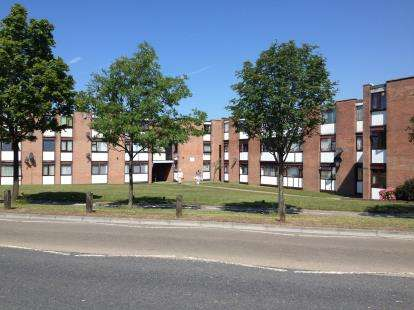 1 Bedroom Flat for sale in Adastral Road, Poole, Dorset