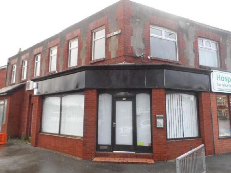 Commercial Development for sale in Bispham Road, Blackpool, FY2 0LA