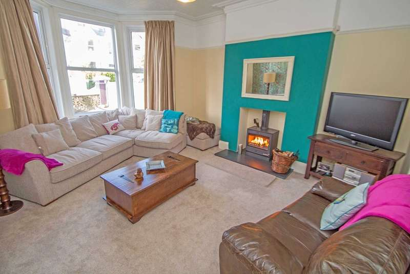 4 Bedrooms Terraced House for sale in Mannamead, Plymouth
