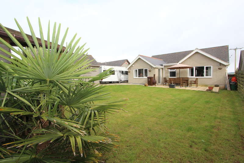 4 Bedrooms Detached Bungalow for sale in Sheviock Lane, Crafthole