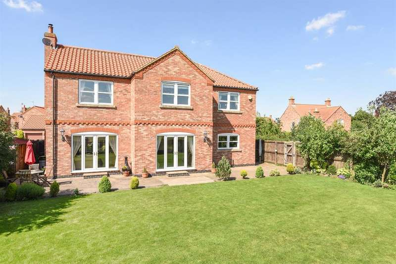 5 Bedrooms Detached House for sale in Blue Bell Farm Court, Skipwith