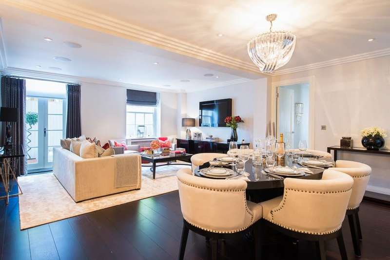 2 Bedrooms Flat for sale in Abbey Road, St Johns Wood