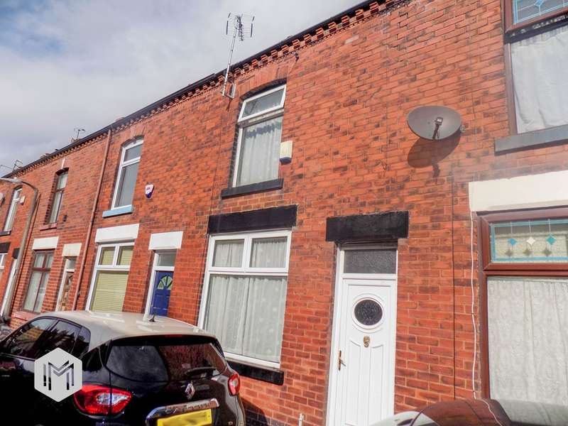 2 Bedrooms Terraced House for sale in Clelland Street, Farnworth, Bolton, BL4