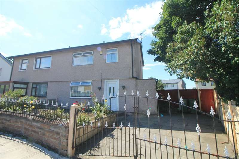 3 Bedrooms Semi Detached House for sale in Harrington Road, Litherland, LIVERPOOL, Merseyside
