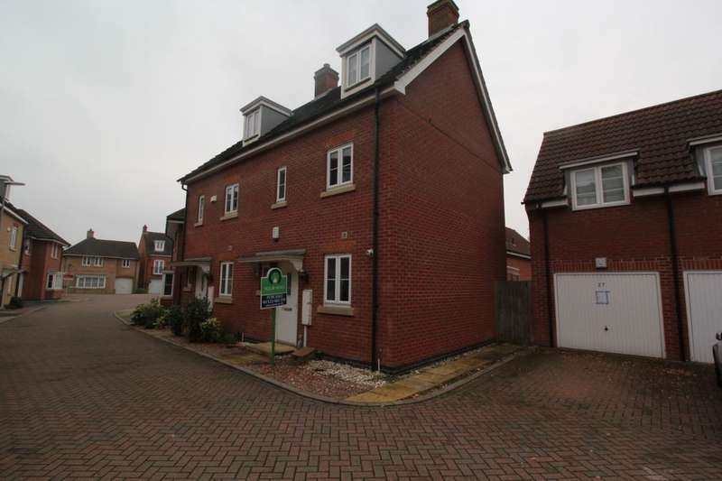 3 Bedrooms Property for sale in Carnoustie Drive, Lincoln, LN6